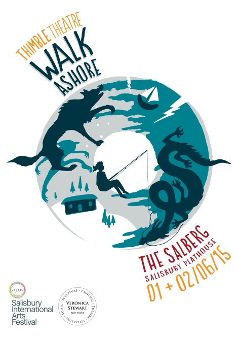 poster walk ashore 2
